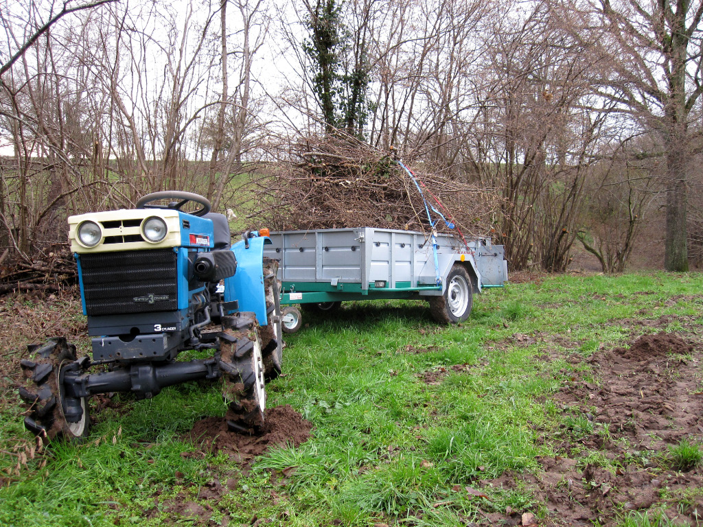 Removing another load of branches